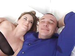 Первое любительское порно, которое сняла женатая пара из Англии